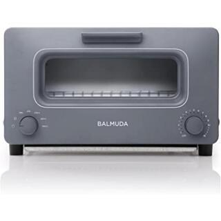 BALMUDA - 新品 未使用 The Toaster K01E-GW [グレー] 確実正規品