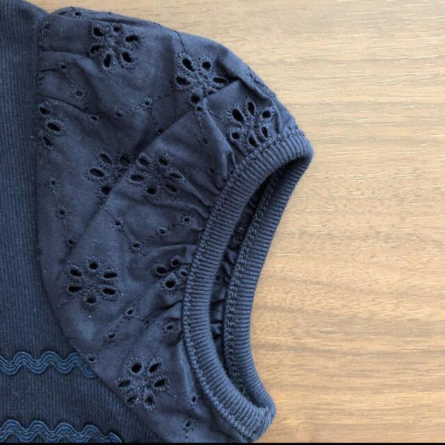 familiar(ファミリア)のファミリア familiar Tシャツ 半袖 キッズ/ベビー/マタニティのキッズ服女の子用(90cm~)(Tシャツ/カットソー)の商品写真