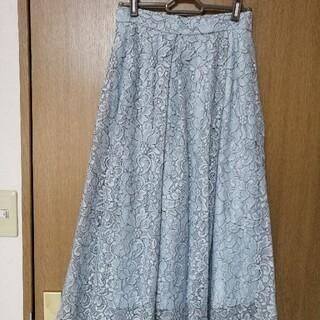 GU - USED品 GU レーススカート