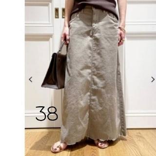 L'Appartement DEUXIEME CLASSE - 【SURT/サート】 コーデュロイ マキシ スカート 38