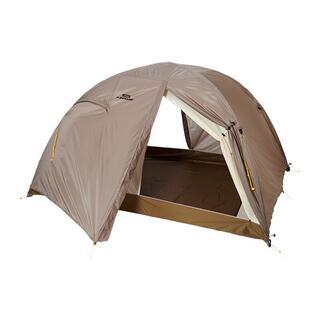 ダンロップ(DUNLOP)のDUNLOP VS22TA コンパクト超軽量登山テント 2人用ロング 両側出入口(テント/タープ)