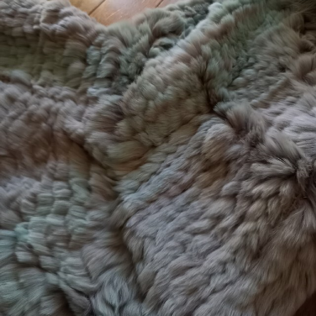 GRACE CONTINENTAL(グレースコンチネンタル)のまみ様専用グレイスコンチネンタル毛皮コート レディースのジャケット/アウター(毛皮/ファーコート)の商品写真