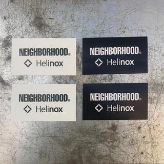 NEIGHBORHOOD - ネイバーフッド ヘリノックス ステッカー