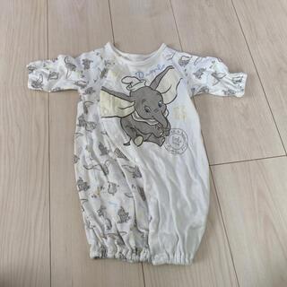 Disney - ダンボ 新生児 ドレスオール