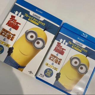 トイ・ストーリー - 美品ミニオン!全話1.2.3.ボーナス特典付き!Blu-rayブルーレイDVD!