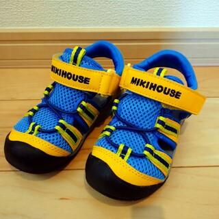 mikihouse - ミキハウス サンダル シューズ 靴 15.0