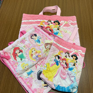 Disney - ディズニー プリンセス バッグ セット