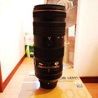 Nikon - NIKKOR 70-200 2.8 f2.8E FL ED VR 超美品