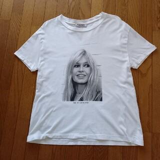 ザラ(ZARA)のZARATシャツ(Tシャツ(半袖/袖なし))