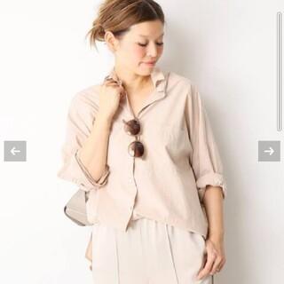 DEUXIEME CLASSE - 美品☆ ドゥーズィエムクラス EVERYDAY ワイドシャツ