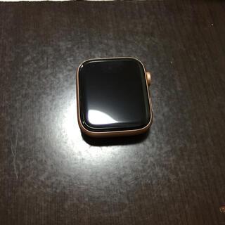 Apple Watch - アップルウォッチシーズン5   44mmローズゴールド