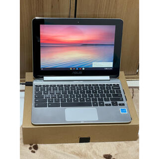 ASUS - ASUS ChromebookC100Pandroid