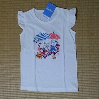familiar - ファミリア おはなしTシャツ 120