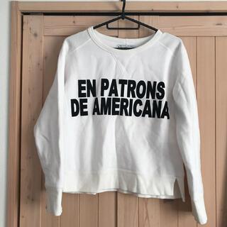 アメリカーナ(AMERICANA)の新品 Americana スウェット(トレーナー/スウェット)