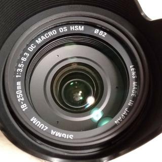 Nikon - SIGMA 18-250mm 1:3.5-6.3 DC MACRO OS HSM