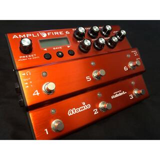 アトミック(ATOMIC)のAtomic AmpliFire 6(エフェクター)