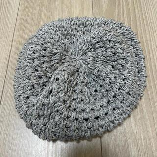 Gallerie ギャレリー スプリング サマー ニット帽