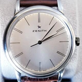 ゼニス(ZENITH)のゼニス(ZENITH)エリートクラシック 39mm(腕時計(アナログ))