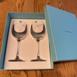 Tiffany & Co. - ティファニー ワイングラス