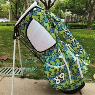 PEARLY GATES - 美品、PUゴルフキャディバッグ3
