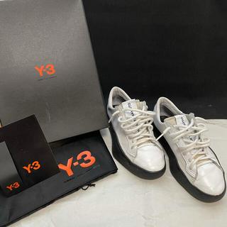 Y-3 - Y-3 ワイスリー tangutsu lace  スニーカーホワイト 26cm