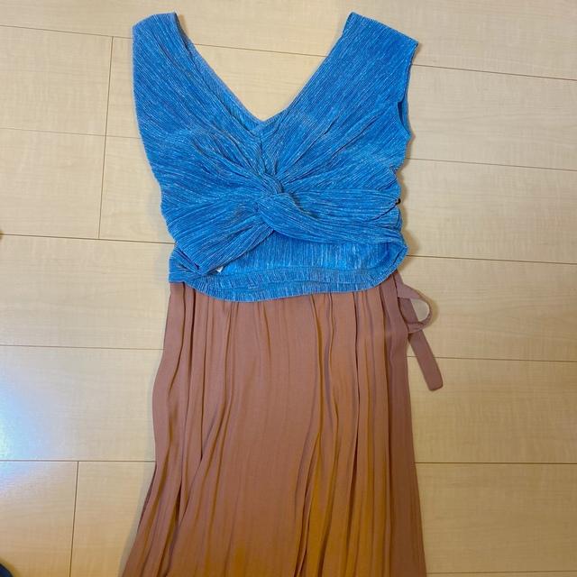 Lily Brown(リリーブラウン)のリリーブラウン  着用モデル上下セット レディースのスカート(ロングスカート)の商品写真