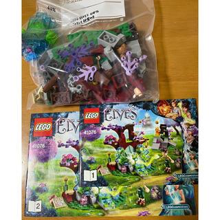 レゴ(LEGO)ELVES 41076 ファランと秘密の木