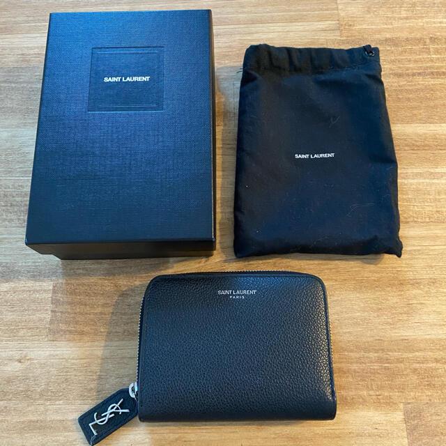 Saint Laurent(サンローラン)のサンローラン 財布 レディースのファッション小物(財布)の商品写真