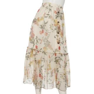 Rirandture - リランドチュール エアリーボタニカルスカート 1 美品