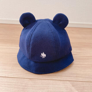 POLO RALPH LAUREN - POLOラルフローレン クマ耳帽子