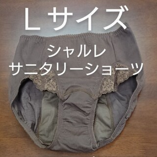 シャルレサニタリーショーツ多い日用Lサイズ(ショーツ)