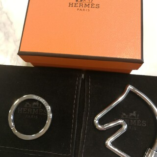 Hermes - エルメス キーホルダー 未使用
