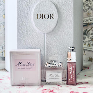 Dior - 【新品未使用】Dior マキシマイザー & ミスディオール ブルーミングブーケ