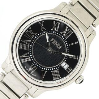 フェンディ(FENDI)の フェンディ メンズウォッチ クラシコ ラウンド メン(腕時計(アナログ))