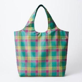 伊勢丹 - 【新品】伊勢丹 マクミラン柄 エコバッグ  オリジナルコンパクトバッグ