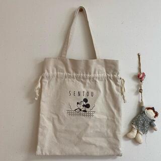サマンサモスモス(SM2)のSM2 サマンサモスモス バッグ エコバッグ 巾着 ミッキー ディズニー(その他)