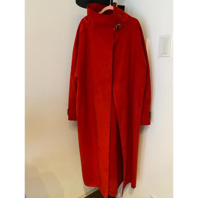 Ameri VINTAGE(アメリヴィンテージ)のameri vintage コート レディースのジャケット/アウター(ロングコート)の商品写真