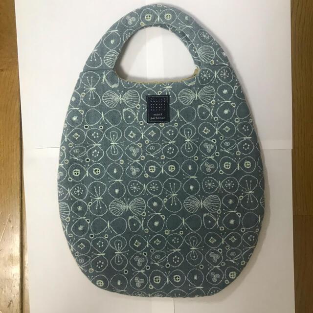 mina perhonen(ミナペルホネン)のミナペルホネン party エッグバッグ  レディースのバッグ(トートバッグ)の商品写真
