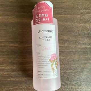 アモーレパシフィック(AMOREPACIFIC)のMamonde マモンド ローズ ウォーター トナー 150ml(化粧水/ローション)