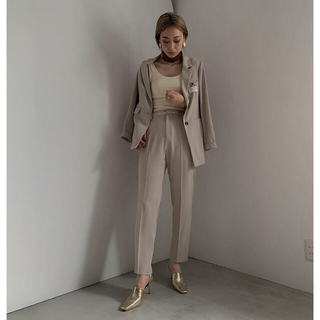 Ameri VINTAGE - ★美品★Ameri ジャケットパンツ セットアップ