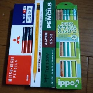 トンボエンピツ(トンボ鉛筆)の鉛筆 3ダース(赤藍鉛筆1ダース)(鉛筆)