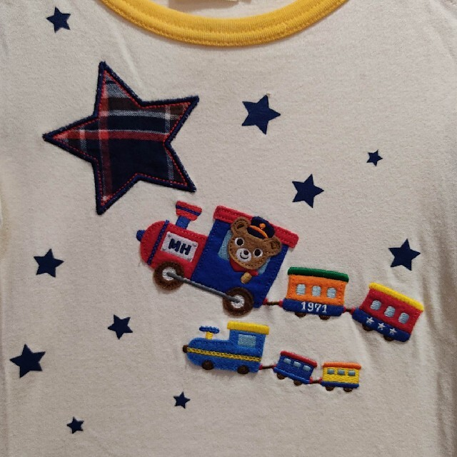 mikihouse(ミキハウス)のMIKIHOUSE 90 キッズ/ベビー/マタニティのキッズ服男の子用(90cm~)(Tシャツ/カットソー)の商品写真