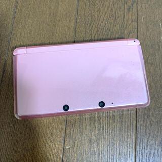 ニンテンドー3DS - ニンテンドー3DS ピンク