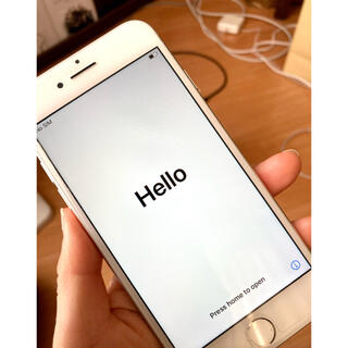Apple - iphone7 シルバー 32GB 本体のみ