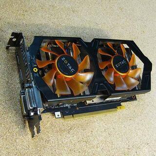 グラフィックボード ZOTAC GTX760 2GB
