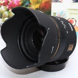 シグマ(SIGMA)の✨美品✨❤️SIGMA 30mm F1.4 EX DC ペンタックス用❤️(デジタル一眼)