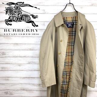 BURBERRY - 希少 バーバリー Burberrys ステンカラーコート ベージュ ノバチェック