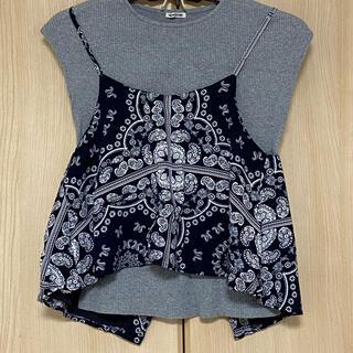 FREAK'S STORE - Tシャツ&キャミセット