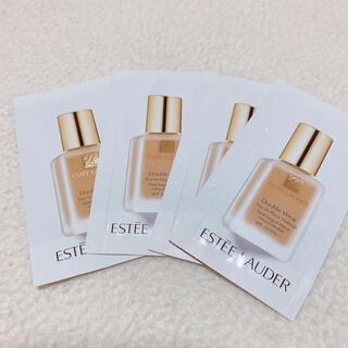 Estee Lauder - エスティローダー ファンデーション サンプル 試供品 メークアップ