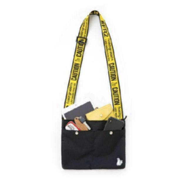 XLARGE(エクストララージ)のfr2 サコッシュ ショルダーバッグ メンズのバッグ(ショルダーバッグ)の商品写真